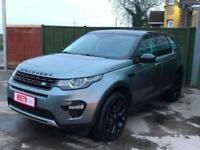 2015 Land Rover Discovery Sport 2.2 SD4 HSE 4X4 5dr