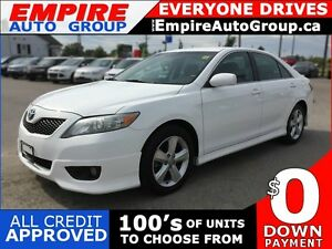 2011 TOYOTA CAMRY SE * POWER GROUP * EXTRA CLEAN