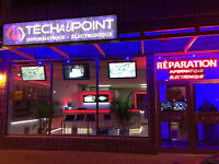 TechAuPoint - Local de réparation informatique à Longueuil !