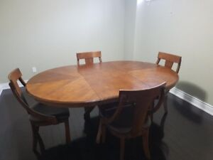 ASHLEY DINING TABLE FOR SALE BRAMPTON
