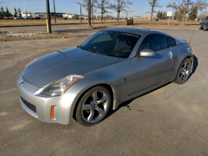 2005 Nissan 350z Performance Edition