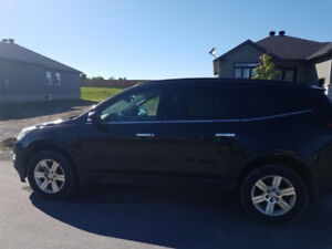 REDUCED! 2010 Chevrolet Traverse Safetied