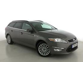 2013 FORD MONDEO 2.0 TDCi 163 Zetec Business Edition 5dr