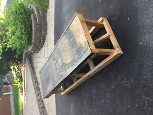 BMX/SKATE/SCOOT GRIND BOX! WITH METAL COPING