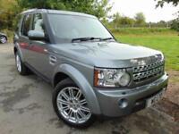 2012 Land Rover Discovery 3.0 SDV6 255 HSE 5dr Auto Keyless! 20in Alloys! Sun...