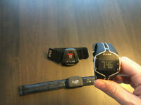 Polar FT80 Heart Rate Monitor with G1 GPS