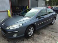 2006 Peugeot 407 2.0HDi 136 MY SV