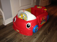 Voiture Fisher Price 6-36 mois