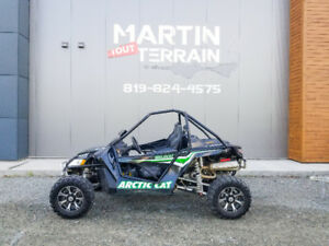 Arctic Cat – Wildcat 1000 (2012)