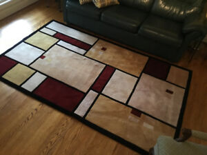 Nourison 5' x 8' area carpet