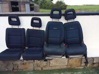 Suzuki Jimny 2003 Seats