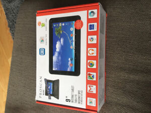 Tablette Android Proscan 4 core
