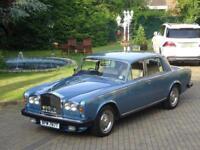 1978 Rolls-Royce Silver Shadow 6.8 II 4dr