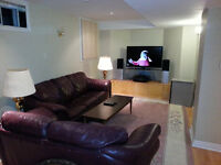 *****New Bright and Spacious 2-Bedroom Bassment Apartment*****