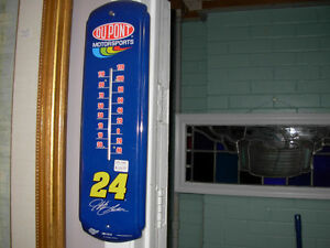 Jeff Gordon Thermometer