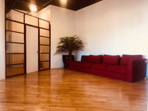 Fully Furnished Office Space in Mile-End Plateau