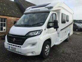 ** RESERVED ** Fiat Weinsberg CaraSuite 650MF Family Motorhome