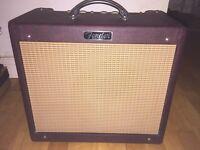 Fender Bordeaux Limited Edition Blues Junior Guitar Amp