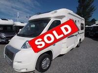 Bessacarr E560 *** SOLD *** MANUAL 2007/07