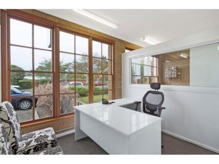 High Gloss White Office Desk Merimbula Bega Valley Preview