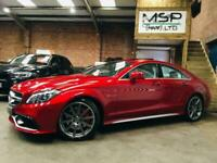 Mercedes CLS63 AMG S auto, 2015/15, 2-Owner, 66K, FSH, STUNNING COLOUR COMBO
