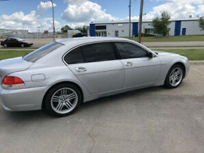 2006 BMW 760li V12! LOW LOW KMS $145K ORIGINAL PRICE!