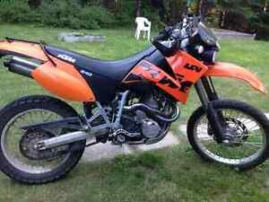 KTM 640 LC4