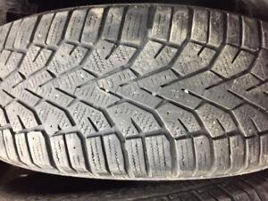 4 pneus hiver nokian 215:65r16