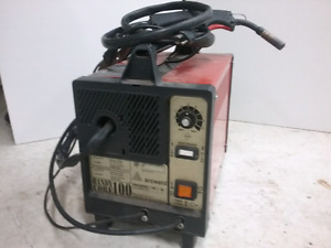 Lincoln Electric portable mig welder