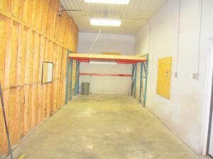 Industrial Garage/Storage Unit for Rent