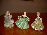 FIGURINES & DAVID WINTER HOUSES FOR SALE