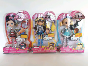 Kuu Kuu Harajuku Dolls Set of 3 New Sealed