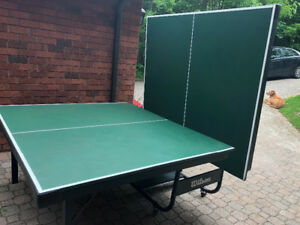 Ping pong table - Wilson