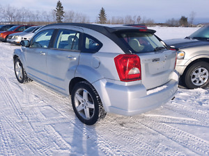 2007 Dodge Caliber. AWD RT. 164,000 KM. $4,900.