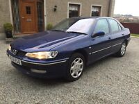 Peugeot 406 **66k** 2.0 HDI 2003 Exceptional Condition