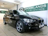 BMW 1 SERIES 2.0 116d SPORT [3X SERVICES and 30 ROAD TAX]