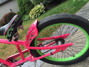 THIS TURNS HEADS - Rat Fink PINK Electra Cruiser. Priced to Move Cambridge Kitchener Area image 4