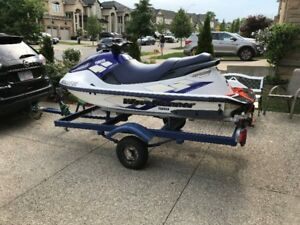 TRADE: Yamaha Jet Ski Wave runner 800cc. Ready for the water.