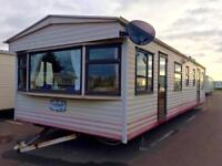 Static Caravan Clacton-on-Sea Essex 3 Bedrooms 8 Berth Cosalt Sandhurst 2002 St