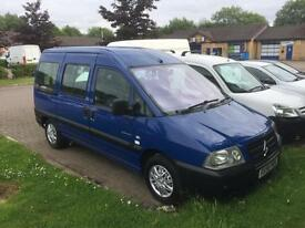 2006 Citroen DISPATCH 1.9D-WAV-Low Miles