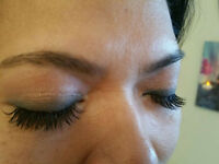 Barrhaven eyelash extensions!!! classic style $80