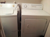 Washer, Dryer, Fridge, Stove $200