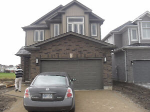 Brand new home looking for suitable tenant
