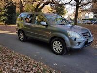 2007 Honda CR-V 2.2 i-CTDi Executive fsh sat-nav leather £3895 *freelander rav4 ml x3 x5 xtrail vw