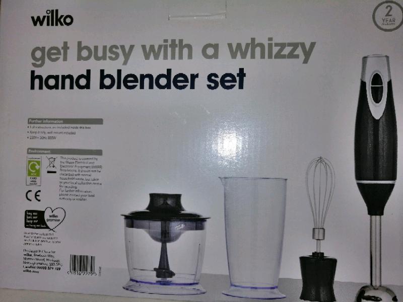 Whizzy Hand Blender Set In Liverpool Merseyside Gumtree