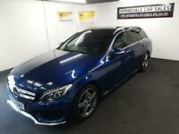 2014 Mercedes-Benz C Class C220 BlueTEC AMG Line Premium 5dr Auto ESTATE Diesel