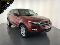 2014 64 RANGE ROVER EVOQUE PURE TECH DIESEL 1 OWNER SERVICE HISTORY FINANCE PX