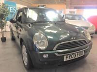 2003 03 Mini Cooper British Racing Green,Bargain