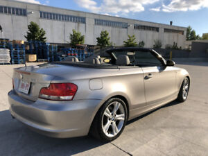 2008 BMW 128 i, Only 75000 Km,  Convertible,  Automatic,  Mint.