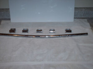 1950's BRITISH AUTOMOBILE BADGE BAR